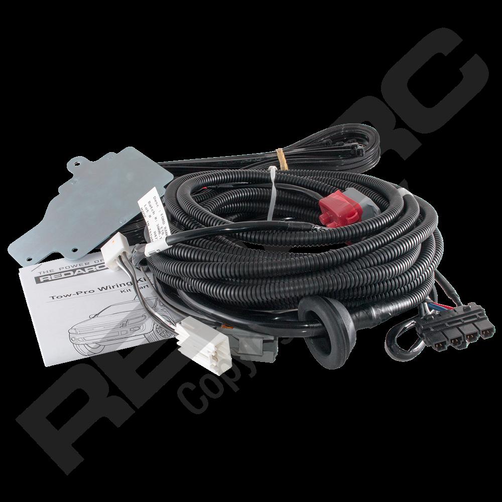 Redarc Isolator Wiring Diagram