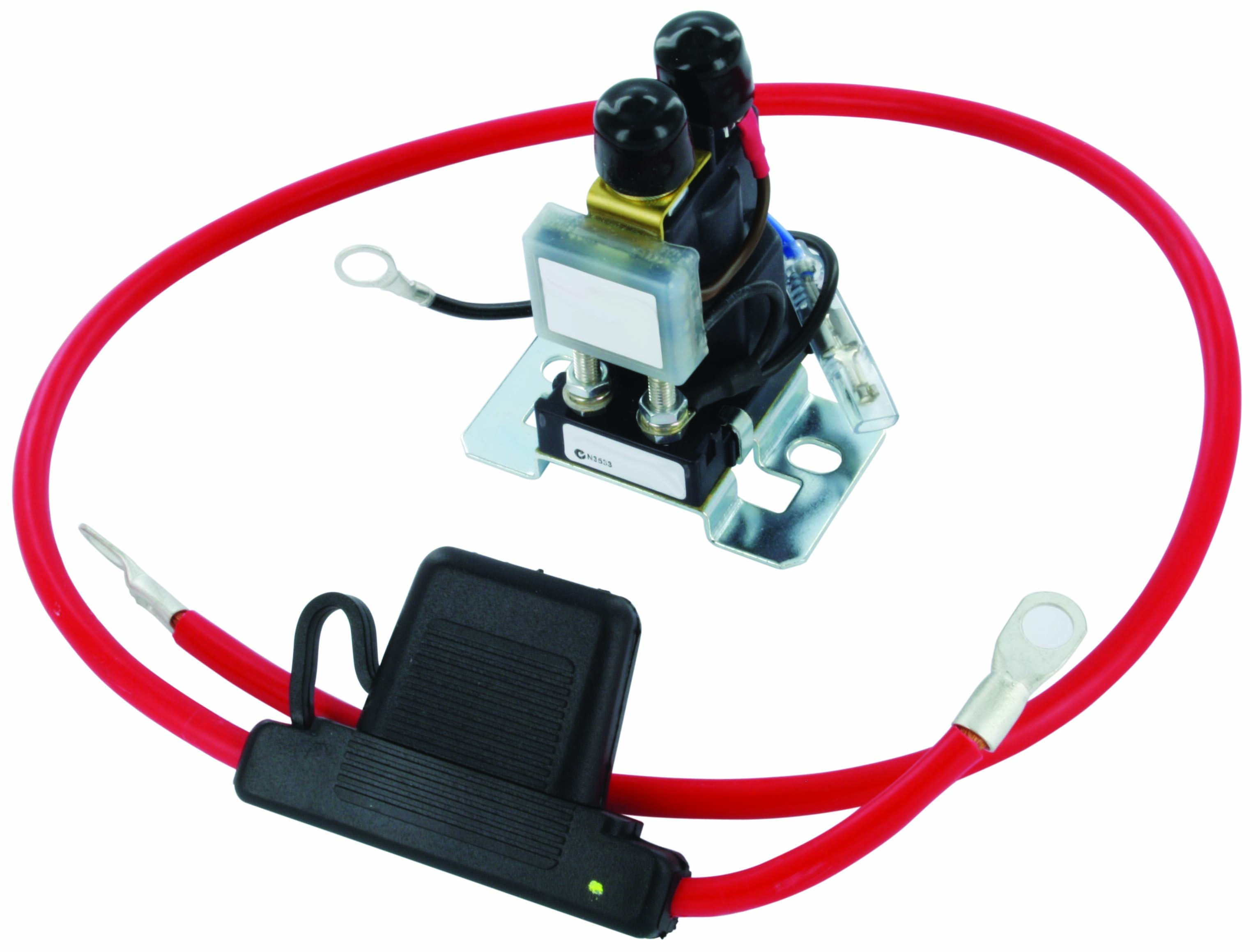 Hayman Reese Electrics Truracks Western Sydney Towbar Bullbar Australian Wiring Harness In Addition Electric Trailer Brake This Smart Battery Isolater Will Have A Voltage Of 132 Volts And Cut Out 127 Prevents The Primary Vehicle From Over Draining Due